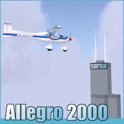 Tecnam-P92-Echo Allegro-splash